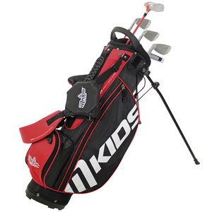 MKids Half Set Red 53in - 135cm