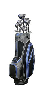 Cobra Fly-Z XL Complete Set Graphite Mens