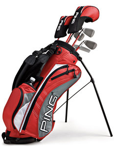 Ping Junior Package-Moxie G Age 8-9