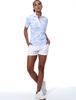 MDC Meryl Print Polo Shirt