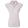 FootJoy Women's End on End Striped Lisle