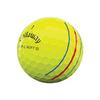 Callaway ERC Soft Triple Track Golf Balls Yellow