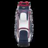Callaway Chev 14 Dry Cart Bag Navy/White/Red