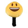 Winning Edge Novelty Headcover - Emoticon Smiley