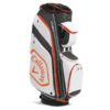 Callaway Chev 14+ Cart Bag White/Charcoal