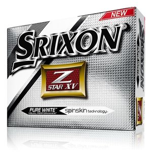 Srixon Z-Star XV Pure White