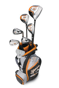 Callaway XJ Junior (9-12 YRS) Set Junior Boys