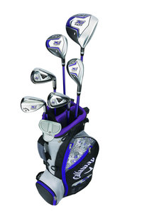 Callaway XJ Junior (5-8 YRS) Set Junior Girls