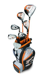 Callaway XJ Junior (5-8 YRS) Set Junior Boys