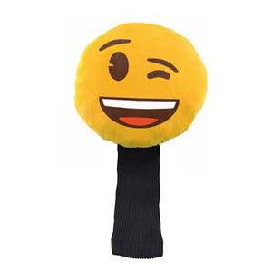 Emoji Headcover Wink