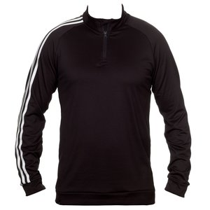 Adidas 3-Stripe 1/4 Zip Junior