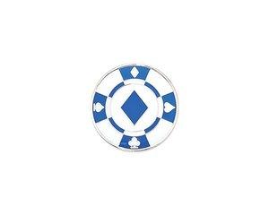 Navika Poker Blue Marker