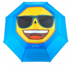 Emoji Double Canopy Umbrella 155cm