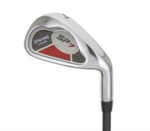 Spalding Junior Iron Red 93-108cm