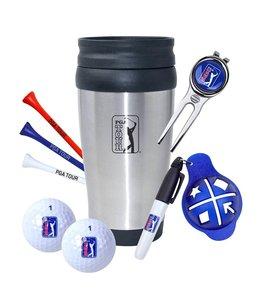 PGA Tour Travel Mug Gift Set