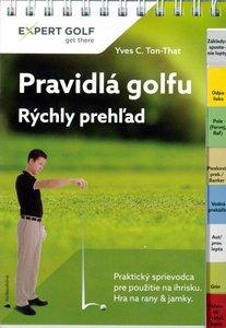 Pravidla golfu 2016-2019 - slovenské vydanie