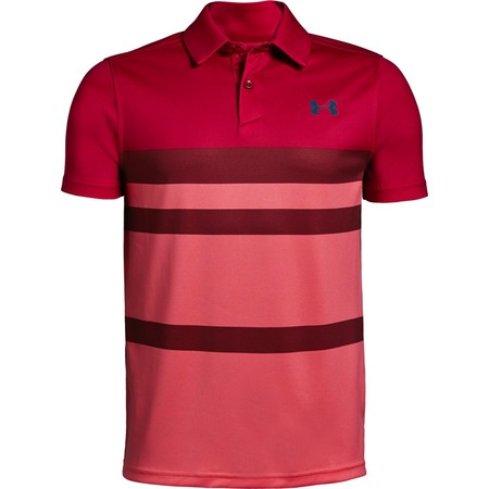 Under Armour Threadborne Kids Polo