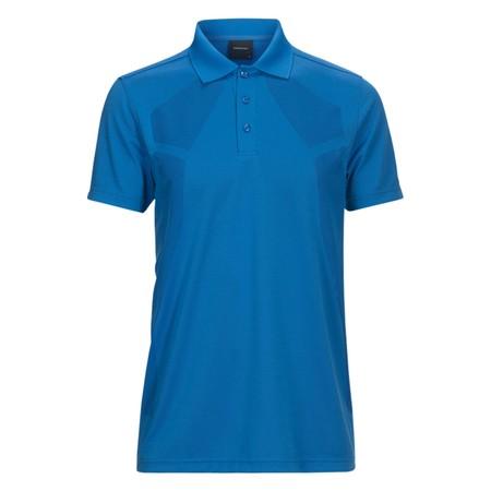 Peak Performance Men's Map Golf Polo Shirt