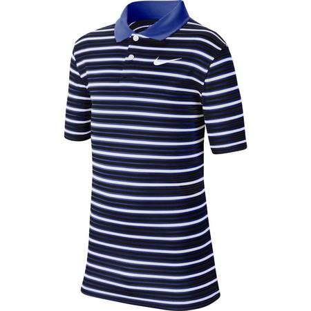 Nike Boy Dry Victory Polo Stripe
