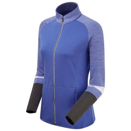 Footjoy Women's Full Zip With Engineered Sleeves