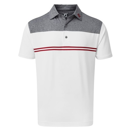 FootJoy Heather Colour Block Lisle