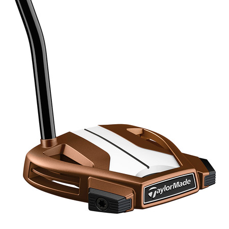 RH TaylorMade Spider X Copper Single Bend