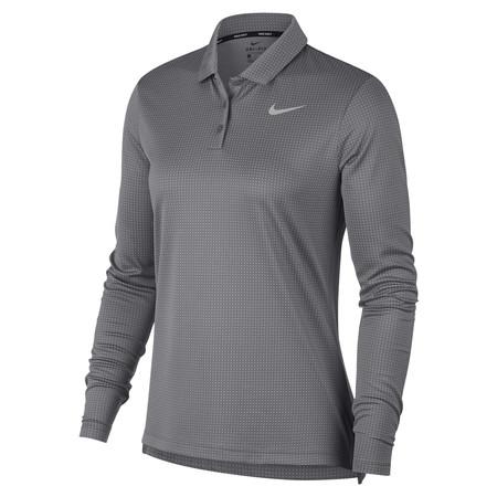 Nike Dry Polo Ls Core