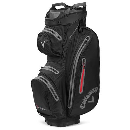 Callaway Hyper Dry 15 Cart Bag Black/Charcoal