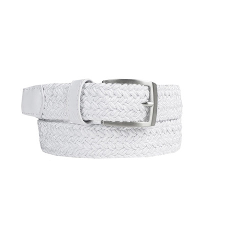 Alberto Basic2 Braided Belt