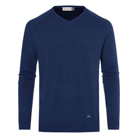 Kjus Men Freelite Kulm V-Neck Pullover