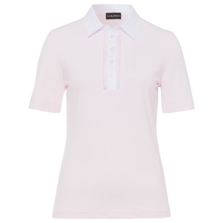 Golfino Fringed Sun Protection Shirt