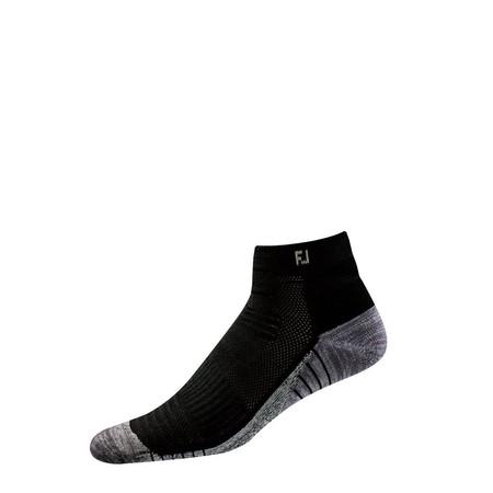 Footjoy Mens Techsof Tour Quarter Socks