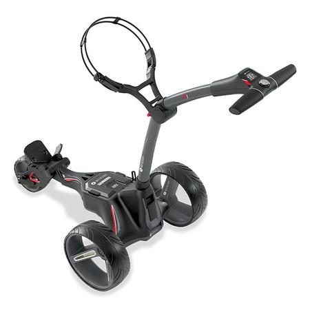 Motocaddy M1 2020 Electric Trolley Graphite + 18 Holes Battery