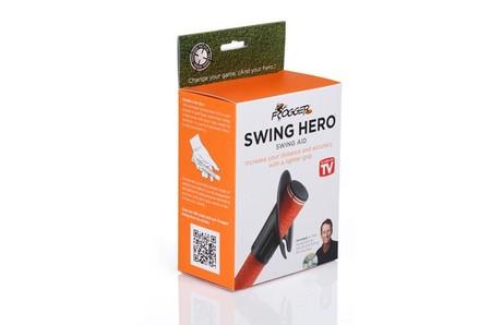Frogger Swing Hero Swing Aid