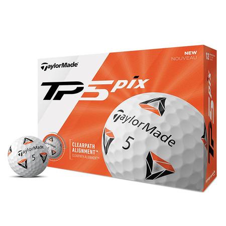 TaylorMade TP5 pix 2.0 Balls 2020