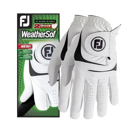 Footjoy WeatherSof 2-Pack