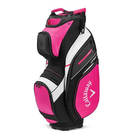 Callaway Org 14 Cart Bag Pink/Black