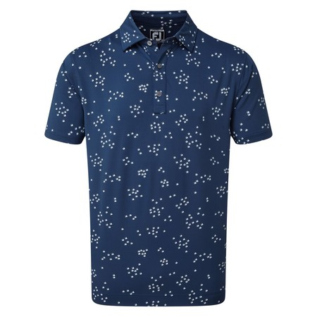 FootJoy Lisle Flock of Birds Print