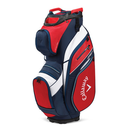 Callaway Org 14 Cart Bag Red/Navy