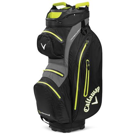 Callaway Hyper Dry 15 Cart Bag Black/Flex Yellow