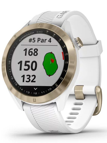 Garmin Approach S40 White Lifetime