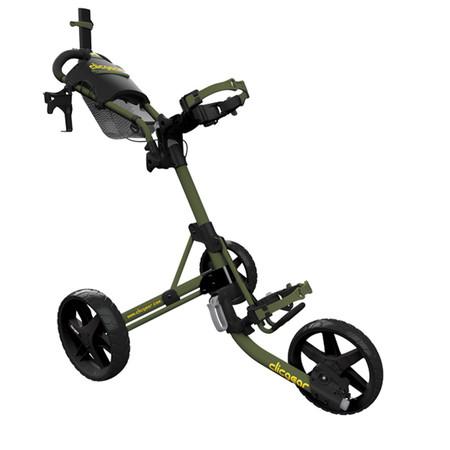 Clicgear 4.0 Trolley Army Green