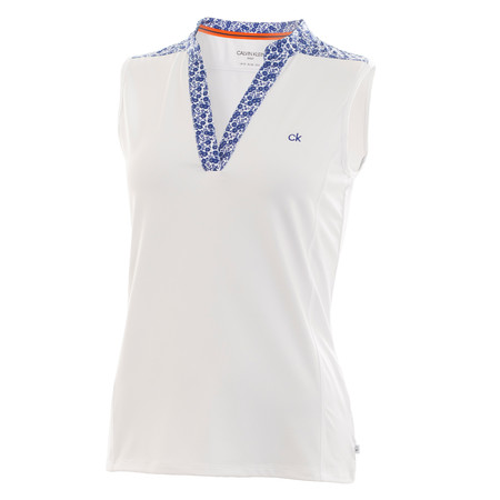 Calvin Klein Glade Sleeveless Polo
