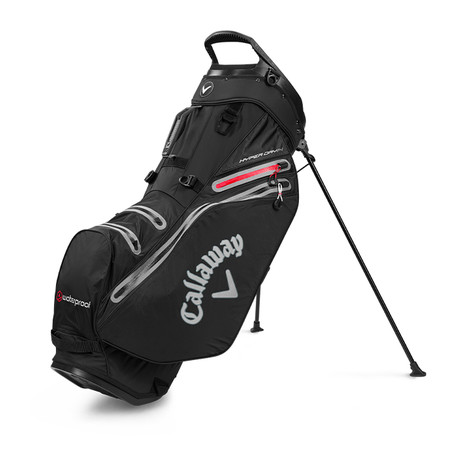 Callaway Hyper Dry 14 Stand Bag Black/Charcoal