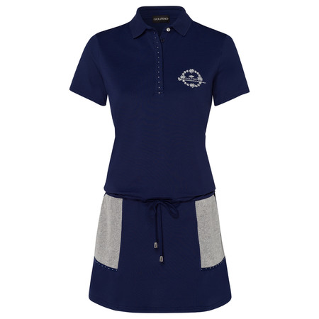 Golfino The Pique UV Dress with Shorts