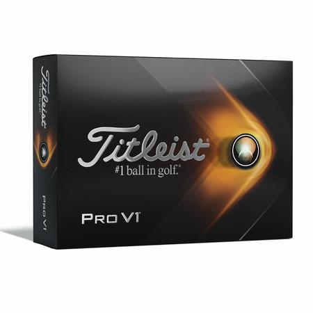 Titleist Pro V1 2021 White