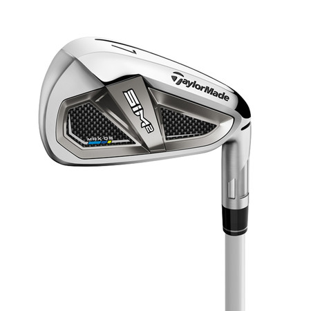 TaylorMade SIM2 Max OS Irons Graphite Women's