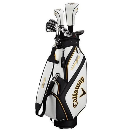 Callaway Warbird Set 14 Pc Mens Steel