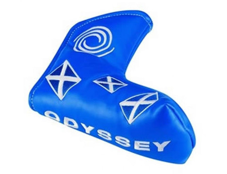 Odyssey Head Cover Scotland Blade