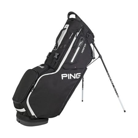 Ping Hoofer Stand Bag Black